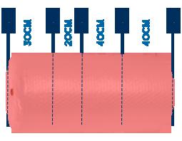 bobina plástico bolha antiestático